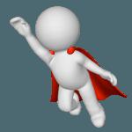 man flying 150x150 Evaluación Online