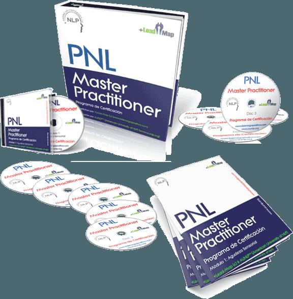 Certificación Master Practitioner por la AUNLP (R)