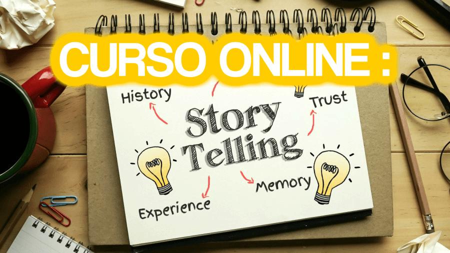 Curso de Storytelling Online