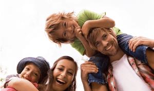familiasaludable 300x178 El Poder de las Interacciones Positivas