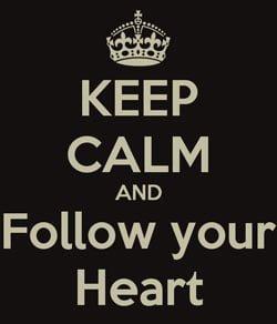 Follow Your Heart ¿Cómo te motivas?