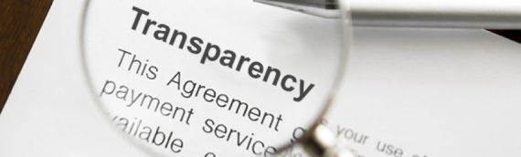 Dentro de Una Empresa Totalmente Transparente