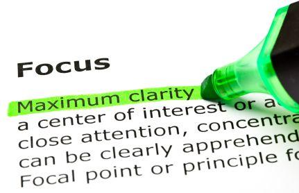 focus_definition