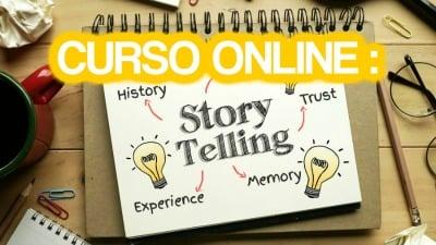 Curso de Storytelling para Presentaciones