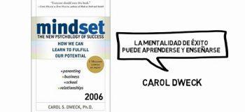 Mindset: La nueva psicología del éxito (Carol Dweck) - Resumen Animado
