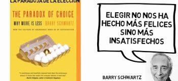 La Paradoja de la Elección (Barry Schwartz) - Resumen Animado