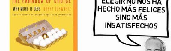La Paradoja de la Elección (Barry Schwartz) – Resumen Animado