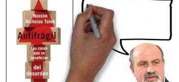 Antifrágil (Nassim Taleb) - Resumen Animado