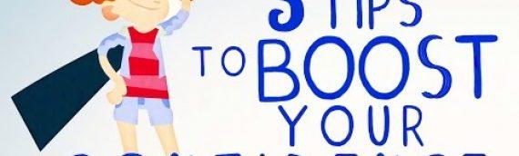 3 Tips para Aumentar tu Auto-Confianza