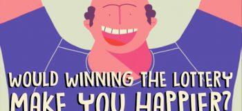 ¿Ganar la loteria, te haría más feliz?