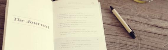 El diario de los 5 minutos para sentirte más pleno