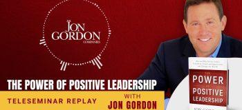 Poder del liderazgo positivo