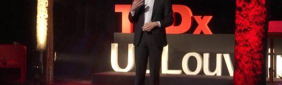 Un gran liderazgo comienza con el autocontrol | Lars Sudmann | TEDxUCLouvain