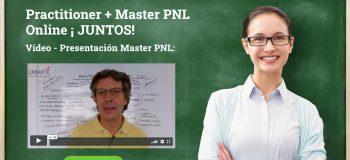 Certificación doble: Practitioner y Master PNL en un solo Curso