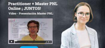 Programa Doble Certificación Global Online Practitioner en PNL + Master Practitioner en PNL