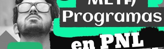 Webinar PNL Práctica: Meta-Programas (Practitioner PNL Online)