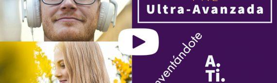 "Webinar PNL Ultra-Avanzada: ""Reinventándote a ti mismo"" (Master PNL Online)"